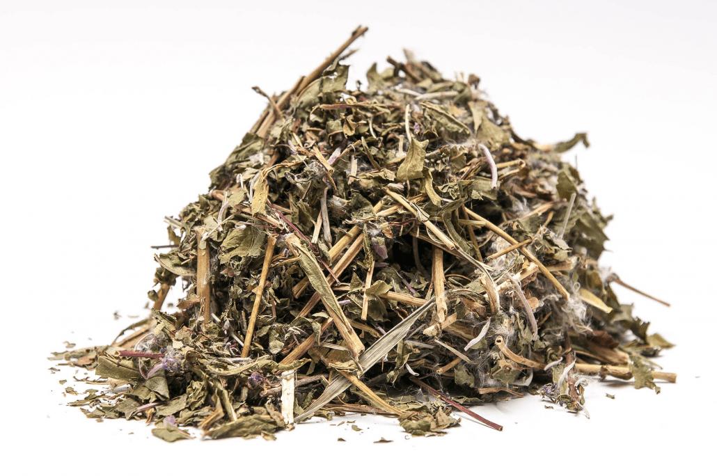 Какой чай пить для потенции?