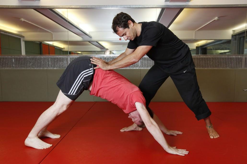 Комплекс упражнений для потенции