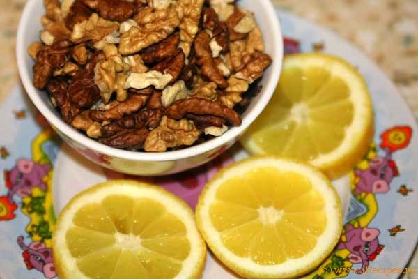 Грецкий орех для сексуального здоровья