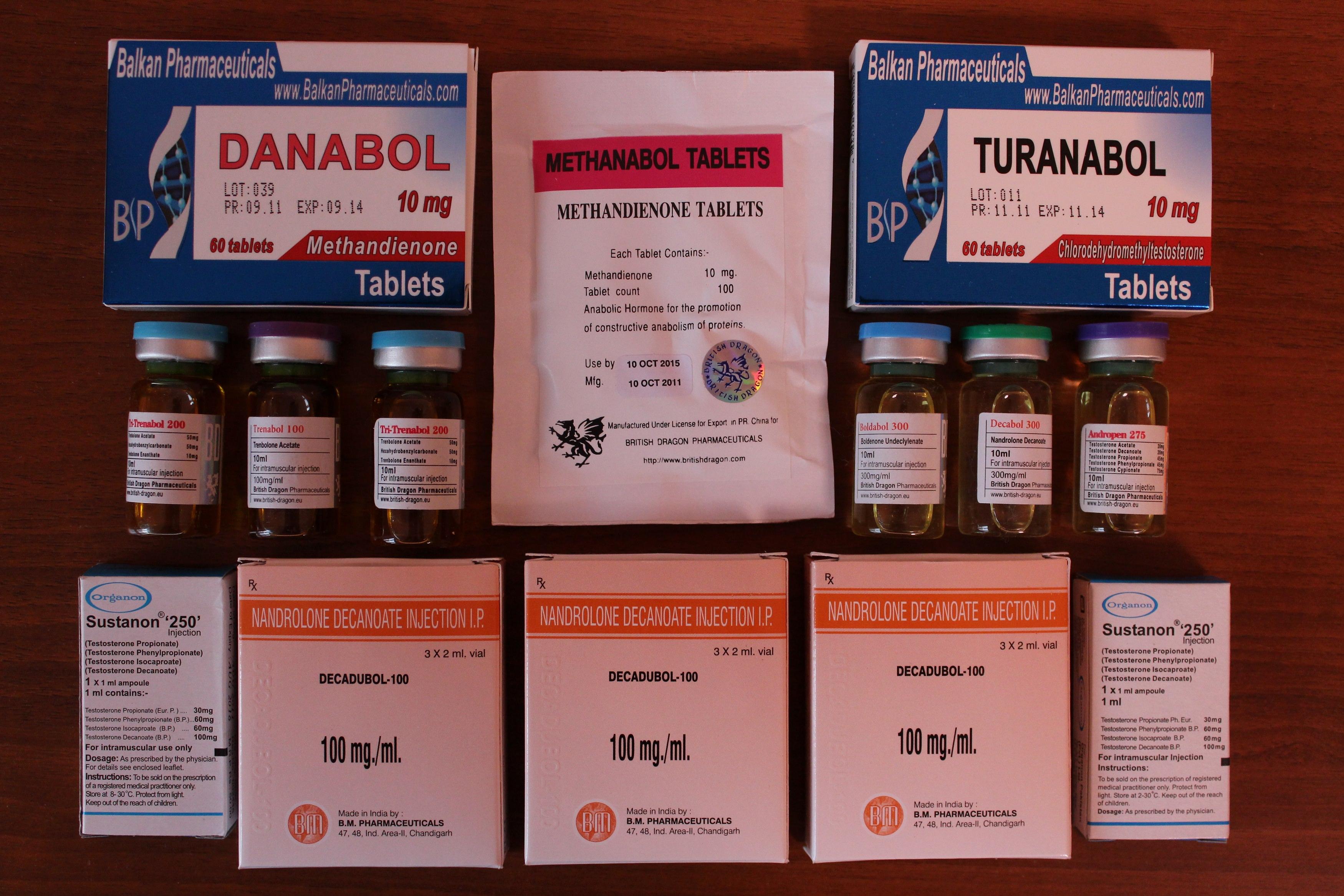 Эффект от данных препаратов