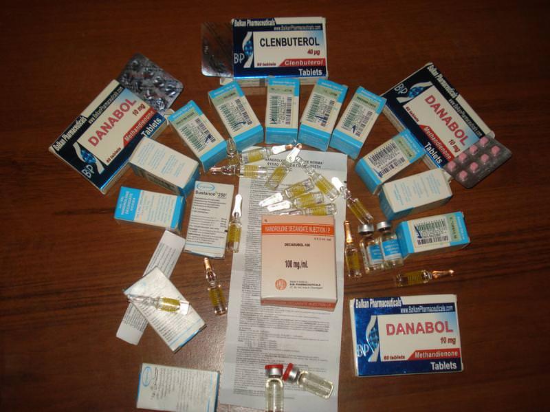 Анаболические стероиды препараты