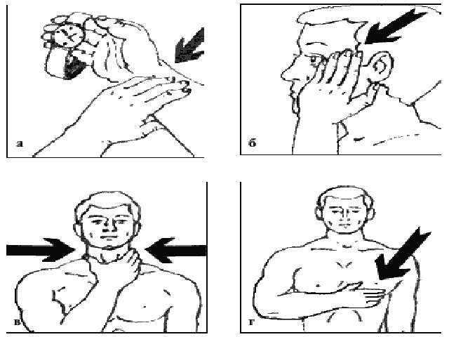 Нормальный пульс у Мужчин