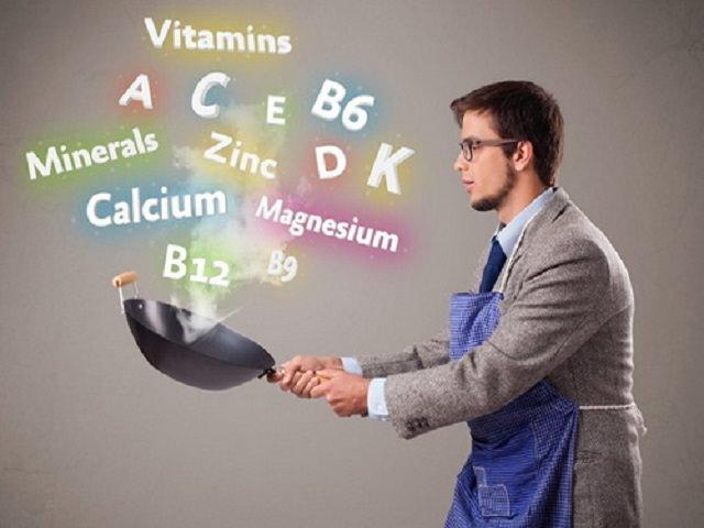 Важные витамины при зачатии