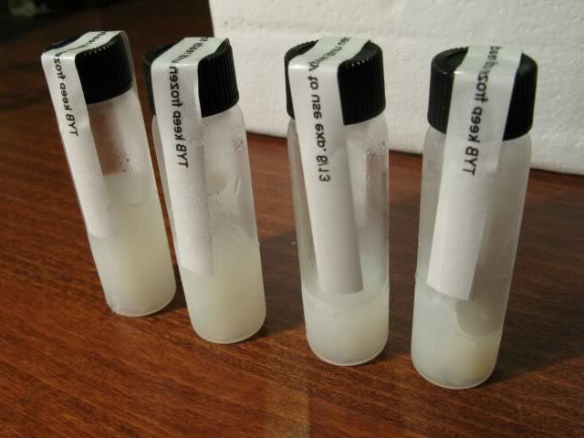 объем спермы видео