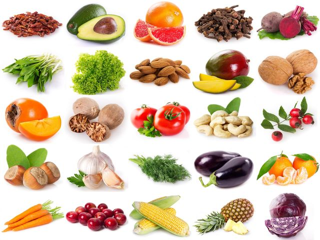 список продуктов при диабете