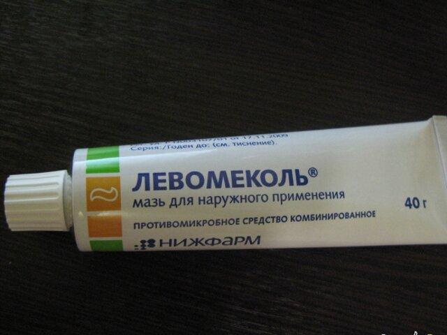 Мазь снимающая воспаление Головки члена