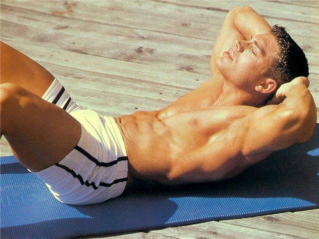 Утренняя зарядка для мужчин упражнения