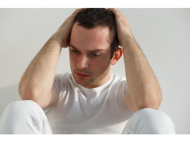 Как лечить белый налет на головке у мужчин?