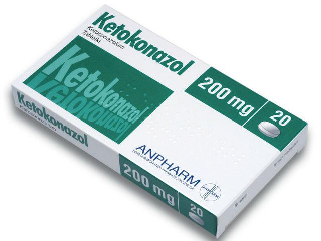 препарат с противогрибковым действием