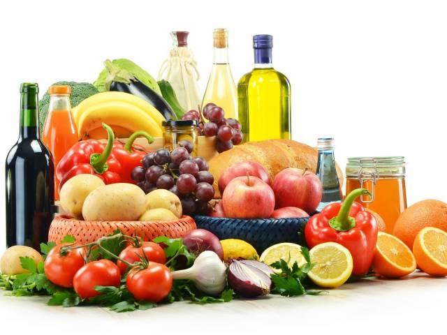 Оптимальный рацион питания