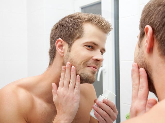 Как ухаживать кожей лица мужчине?