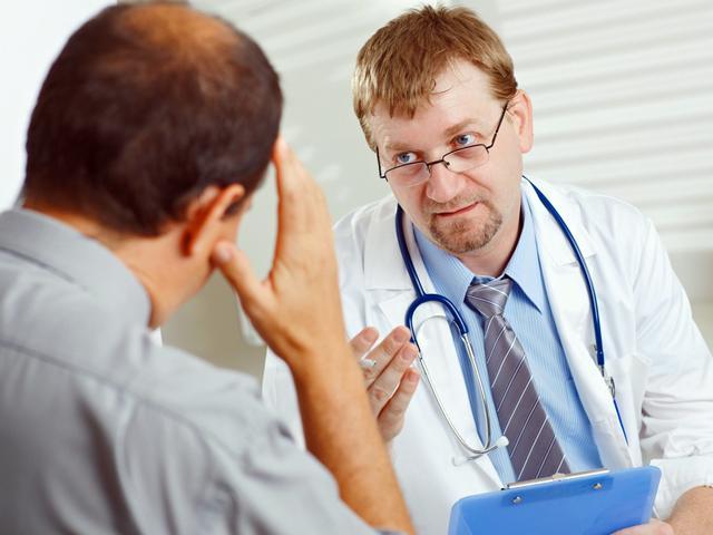 простатит врач прописал