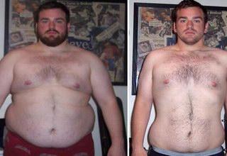 как убрать с живота жир