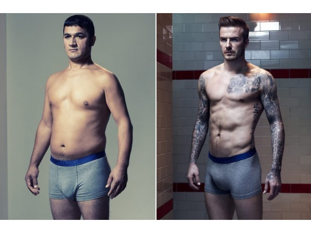 Вес по отношению к росту мужчины