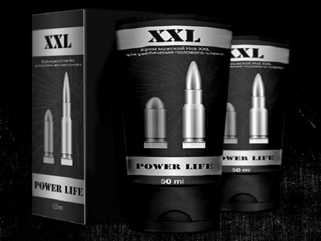 Hot XXL Power Life