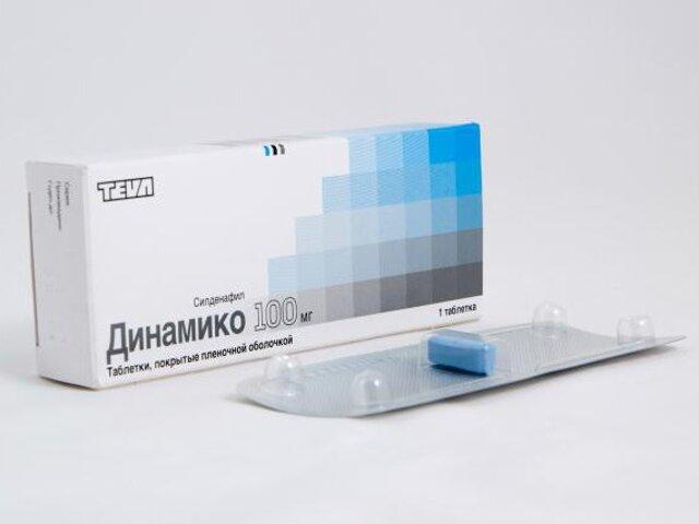 Динамико таблетки для чего они