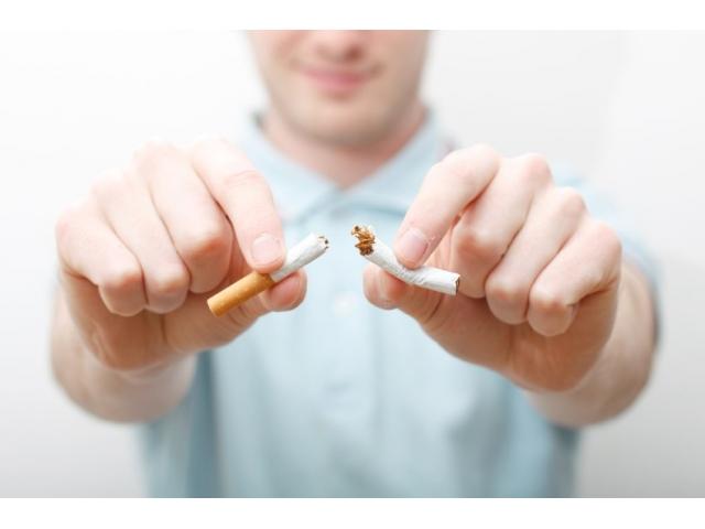 Что происходит когда бросившая курить?