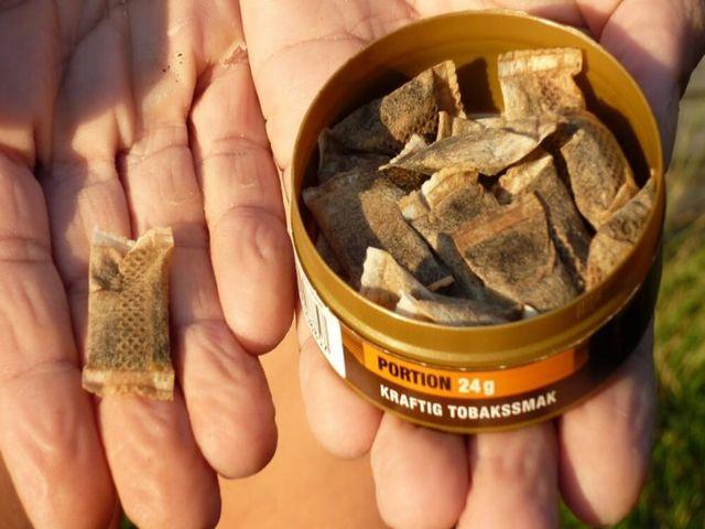 Снюс жевательный табак