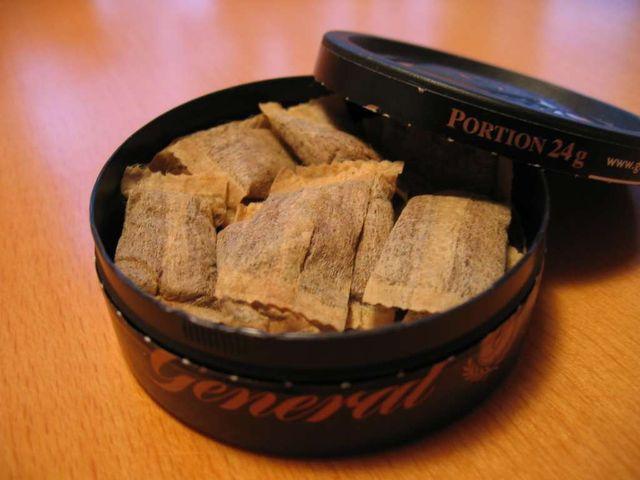 Табак жевательный