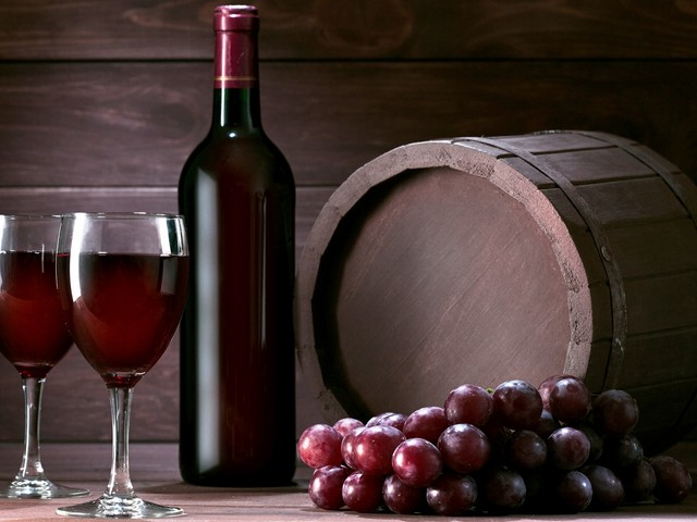 Красное идти сухие белое вино