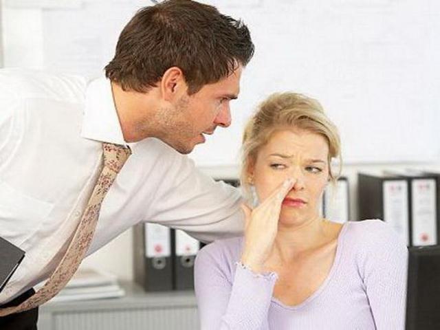 Как перебить запах перегара быстро
