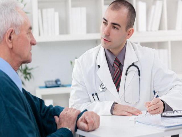 Бессимптомный рак предстательной железы