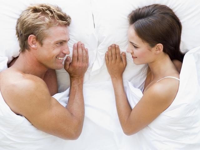 Секс утром