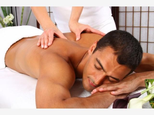 Возбуждающий массаж для мужчины