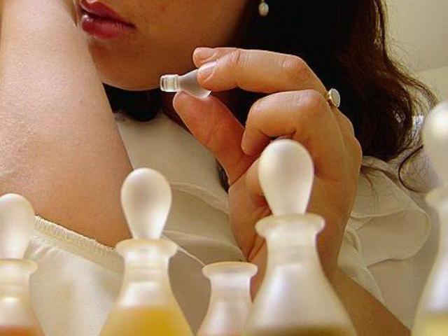 Запахи как женское оружие