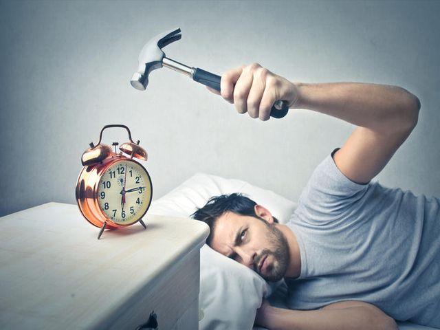 плохой сон у мужчин
