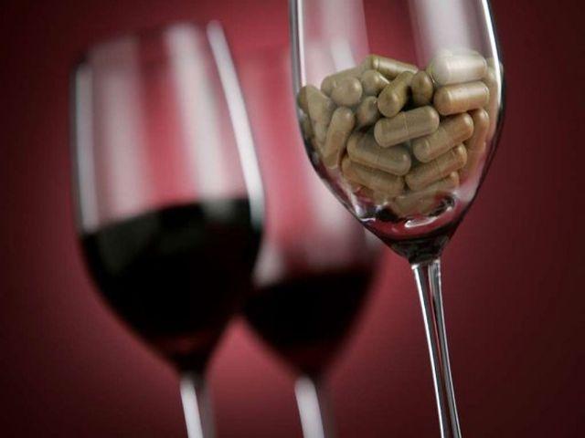 Регулон и вино