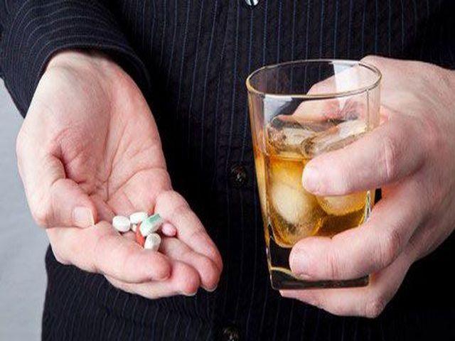 Медикаментозные препараты и спиртное