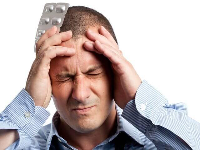 резкие головные боли у мужчин