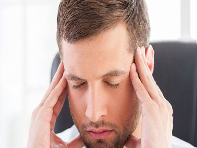 болевое ощущение в головном мозге