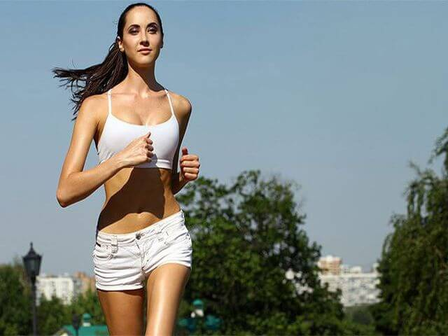 как нужно бегать для похудения