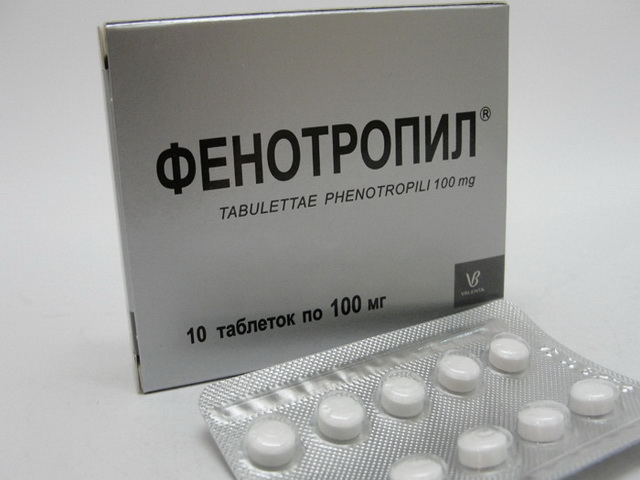 Фенотропил и тестостерон