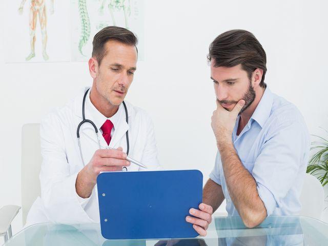Какие анализы сдают на простатита