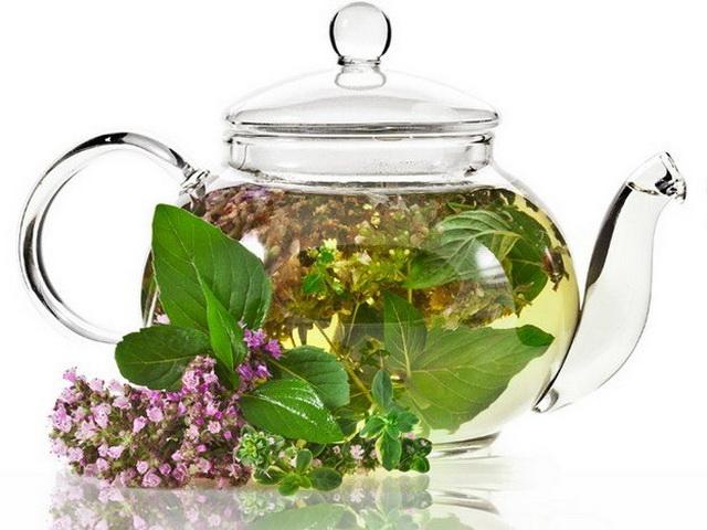 Травяные чаи Тимьян