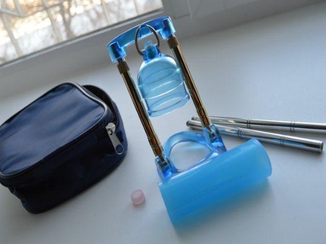 ортопедическое устройство для растяжения полового члена