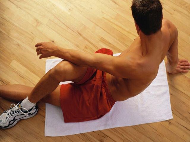 гимнастика для мужчин