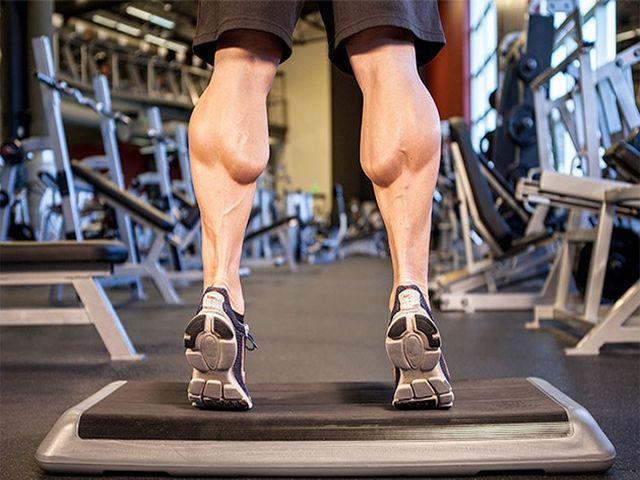 как правильно накачать икроножные мышцы