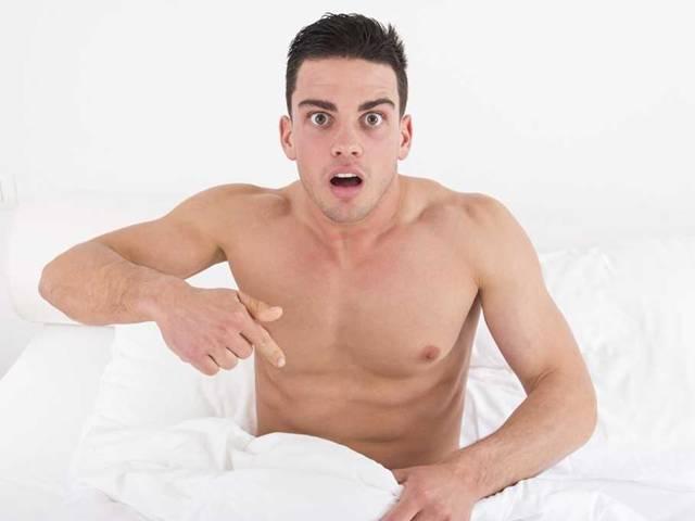 Кастрированный мужчина фото