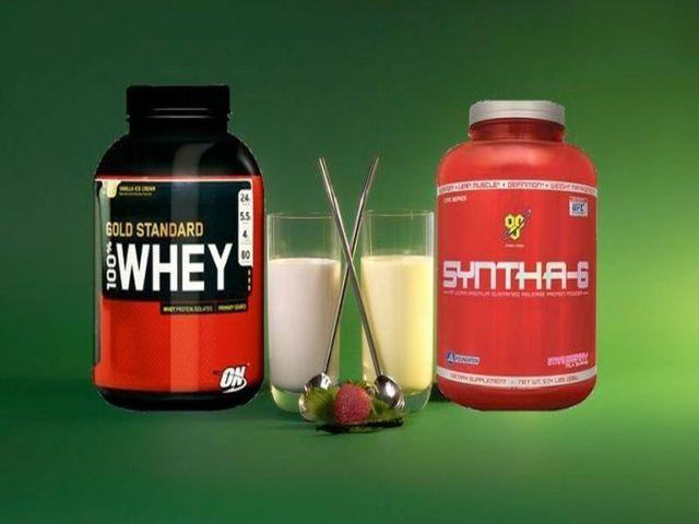 белковая добавка для увеличения мышц