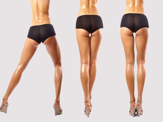 Как сформировать красивые ноги