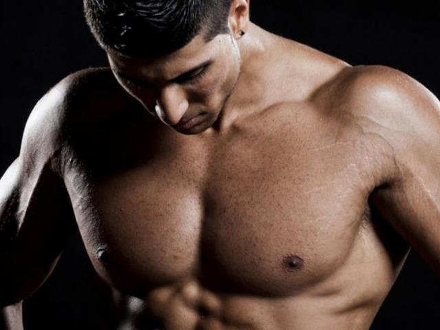 прокачка грудных мышц или про тестерон