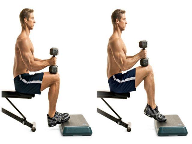 Как тренировать икроножные мышцы