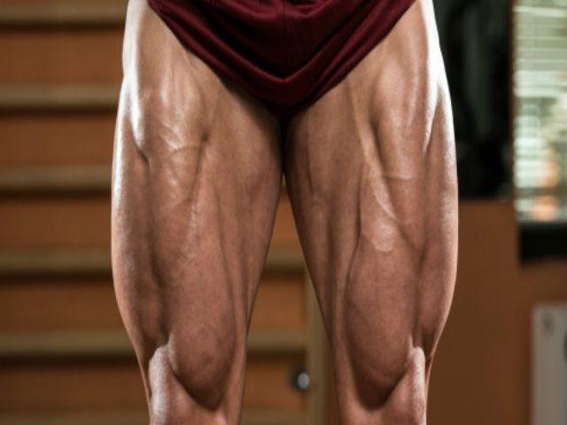 Как тренировать ноги