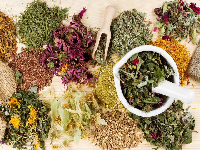 Лекарственные травы при заболевании предстательной железы