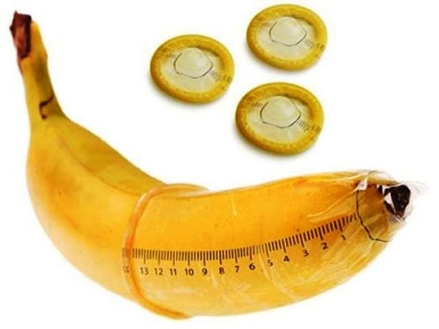 Кандом и банан
