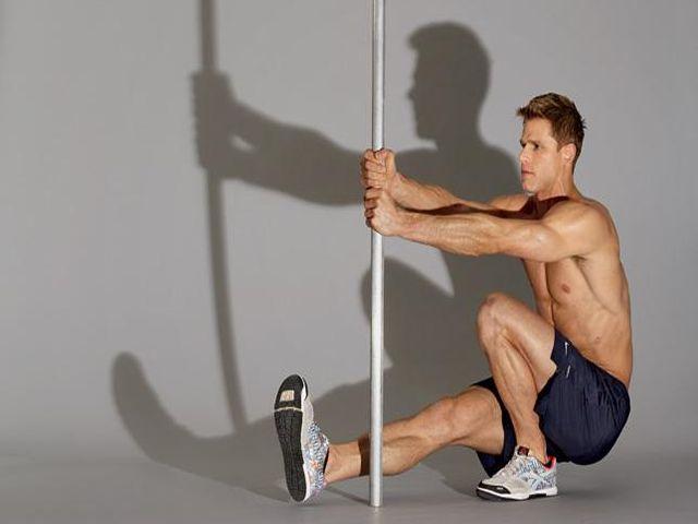 Как правильно качать ноги